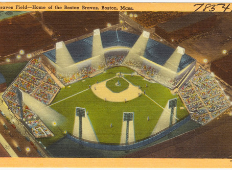 This Day in Ballpark History: Braves Field site selected