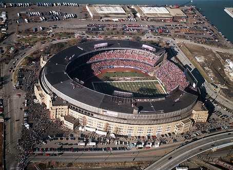 This Day in Ballpark History: Last game at Cleveland Stadium
