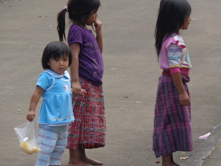 Five Clues to Child Poverty