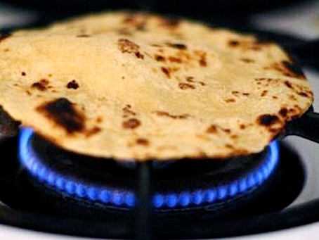 The Burning Tortilla of Faith!