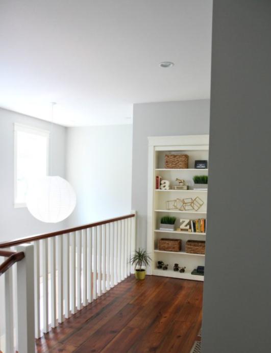 Light exposure affect paint color