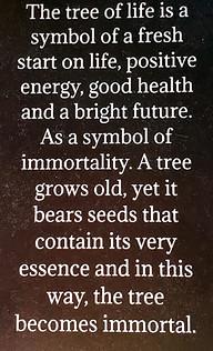 Tree Of Life Symbol Snippet