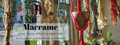 Macrame Is Coming Back