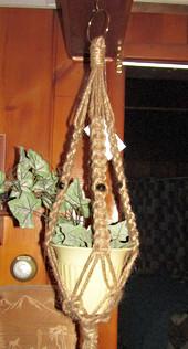 Standard Jute Plant Hangers