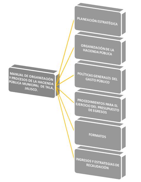 MANUAL DEORGANIZACION TESORERIA TALA