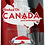 Thumbnail: Canada Day Fishing Lure