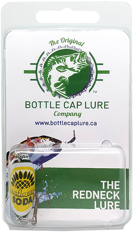 Sunflower Soda Fishing Lure