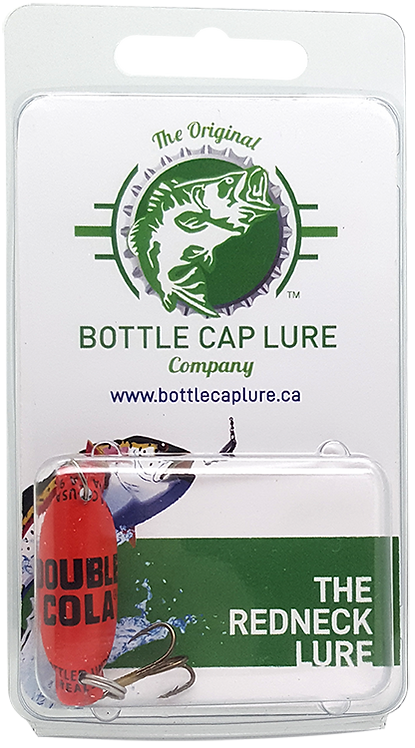 Double Cola Fishing Lure