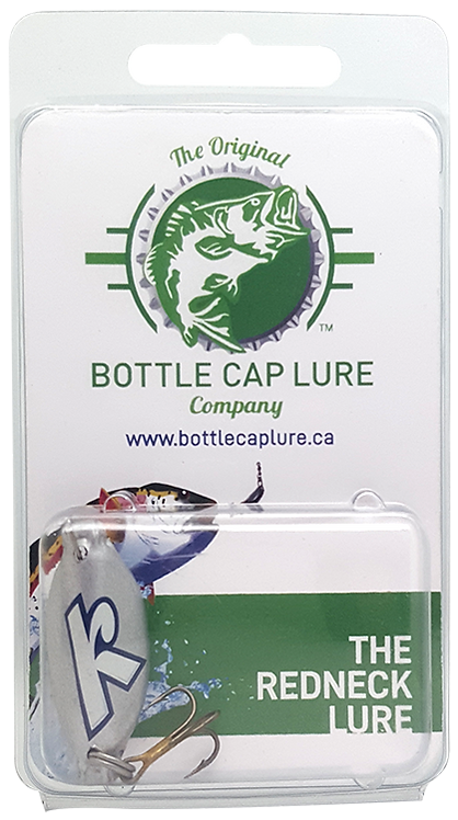 Kokanee Beer Bottle Cap Fishing Lure