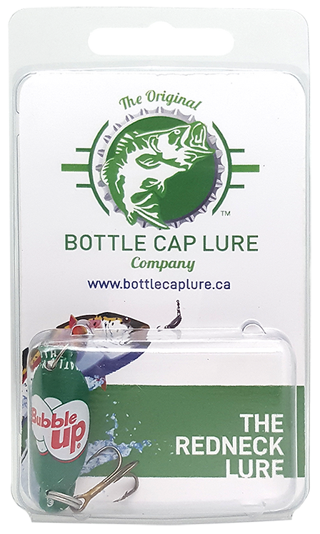 Bubble Up Fishing Lure