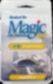 Magic 99 Thunder Ba Radio Station Custom Printed Fishing lure