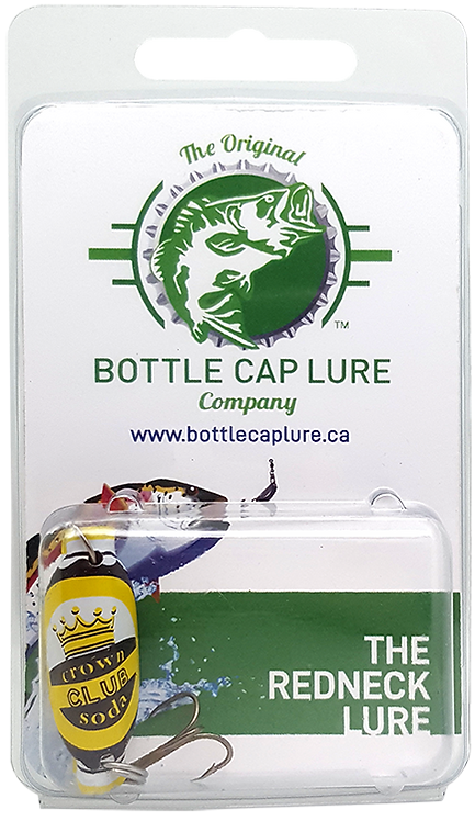 Crown Club Soda Fishing Lure