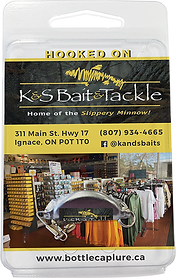 K & S Bait and Tackle Shop Ignace Ont