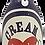 Thumbnail: Lucky Heart Cream Soda Fishing Lure