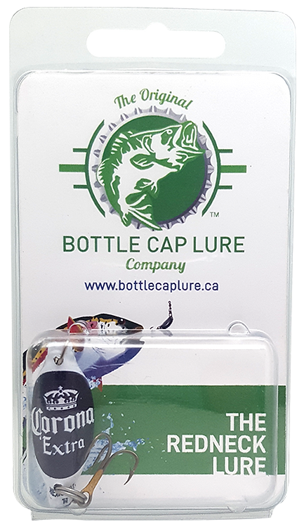 Corona Beer Bottle Cap Fishing Lure