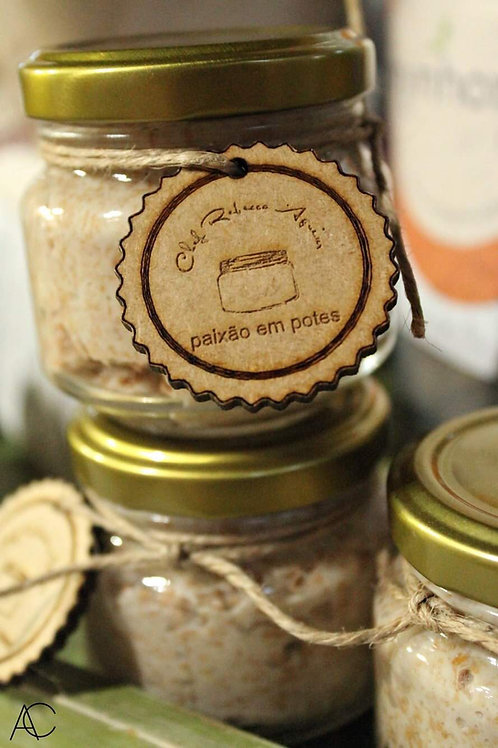 Levain de farinha integral