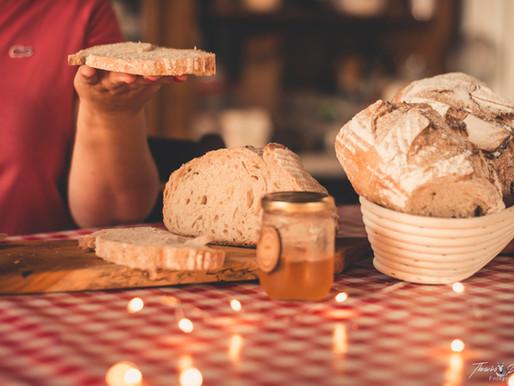 Banneton: Utensílios imprescindíveis para assar pão de fermentação natural em casa
