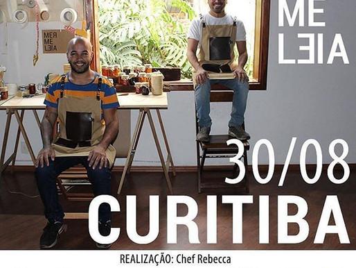 Primeira Oficina de Geleias Artesanais Mermeleia - Curitiba