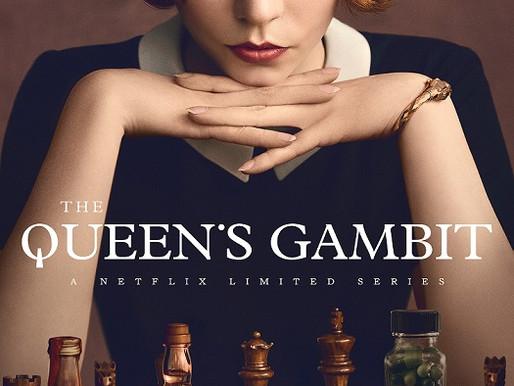 A narrativa por detrás da minissérie O Gambito da Rainha