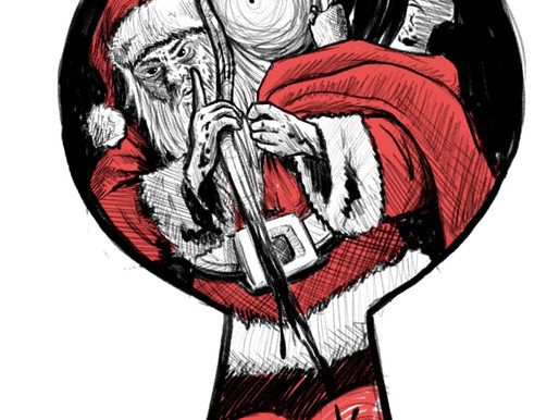 Framboesas e bengalas - Uma história natalina