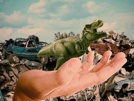 Quando acordou, o dinossauro ainda estava lá, por Lícia Mayra