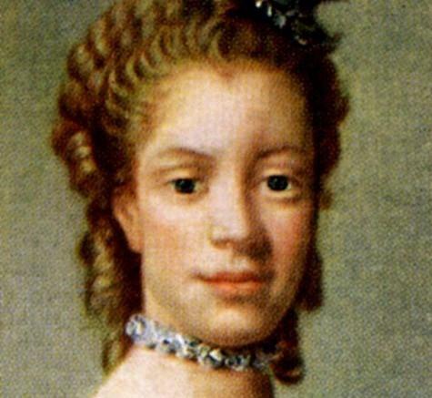Sophie Charlotte de Mecklenburg-Strelitz, mulher do rei George 3º