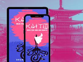 Kaito, a ficção pós-apocalíptica de Bruno Crispim