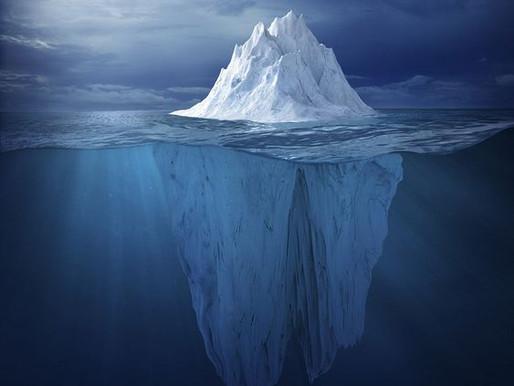 Estrutura: O Iceberg oco