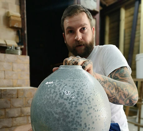 Ian Morrison, potter