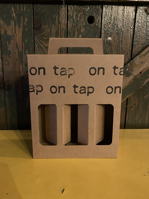 ONTAP 3/4 CAN GIFT BOX