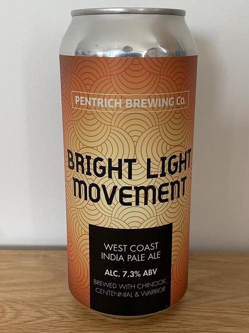 PENTRICH BREWING-BRIGHT LIGHT MOVEMENT