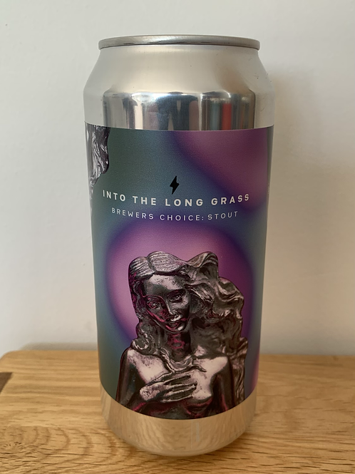 GARAGE BEER CO-INTO THE LONG GRASS