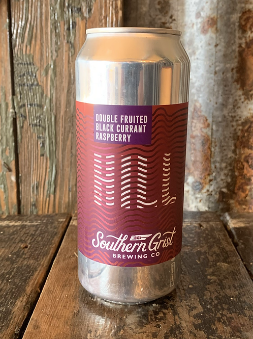 SOUTHERN GRIST-DOUBLE FRUITED BLACK CURRANT RASPBERRY HILL