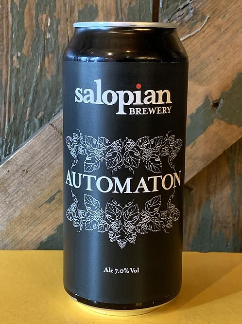 SALOPIAN BREWERY -AUTOMATON