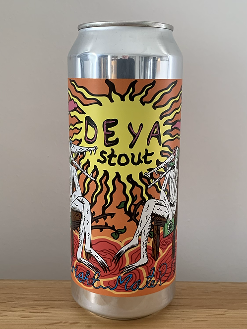 DEYA BREW CO ALRIGHT MATE