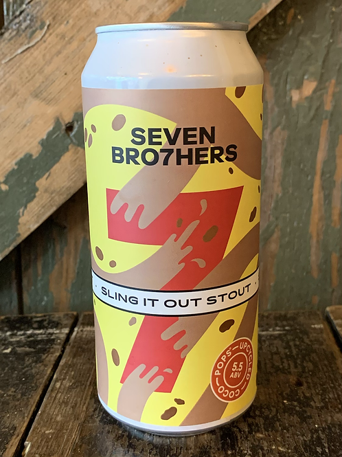 SEVEN BROTHERS-SLING IT OUT STOUT