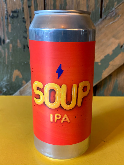 GARAGE BEER CO SOUP