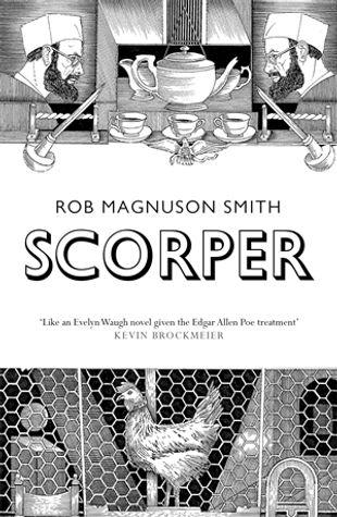 Scorper paperback cover