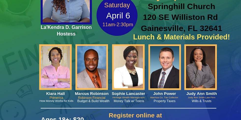 Family Financial Health Symposium