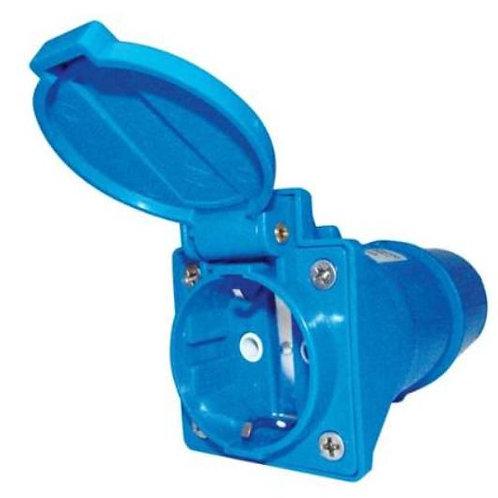 Carbest Adapter Schuko/CEE