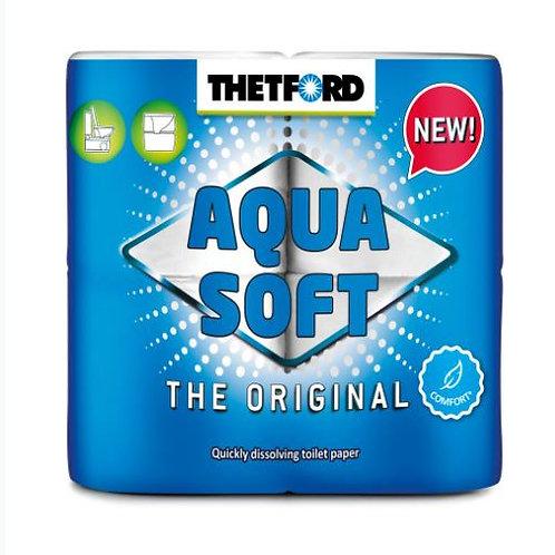 Toilettenpapier Thetford Aqua Soft 4er