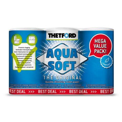 Toilettenpapier Thetford Aqua Soft 6er