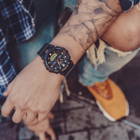 G Shock in collabortation with Hello ltd