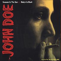 "John Doe (X) ""Seasons In The Sun"" 7"" Single 2004"