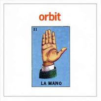 """Orbit """"La Mano"""" EP  1995"""