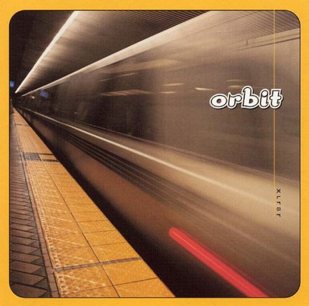 "Orbit ""XLR8R"" Album 2001"
