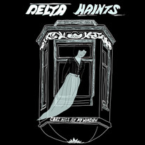 """Delta Haints """"Cars Hiss By My Window"""" Split 7"""" Single with The Ghost Wolves (4/30/21)"""
