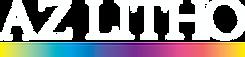 AZ Litho Logo - White.png