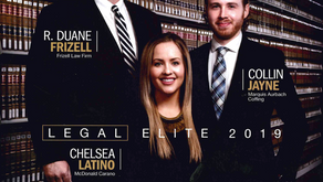 Tim O'Reilly, Las Vegas business attorney, named to 2019 Legal Elite
