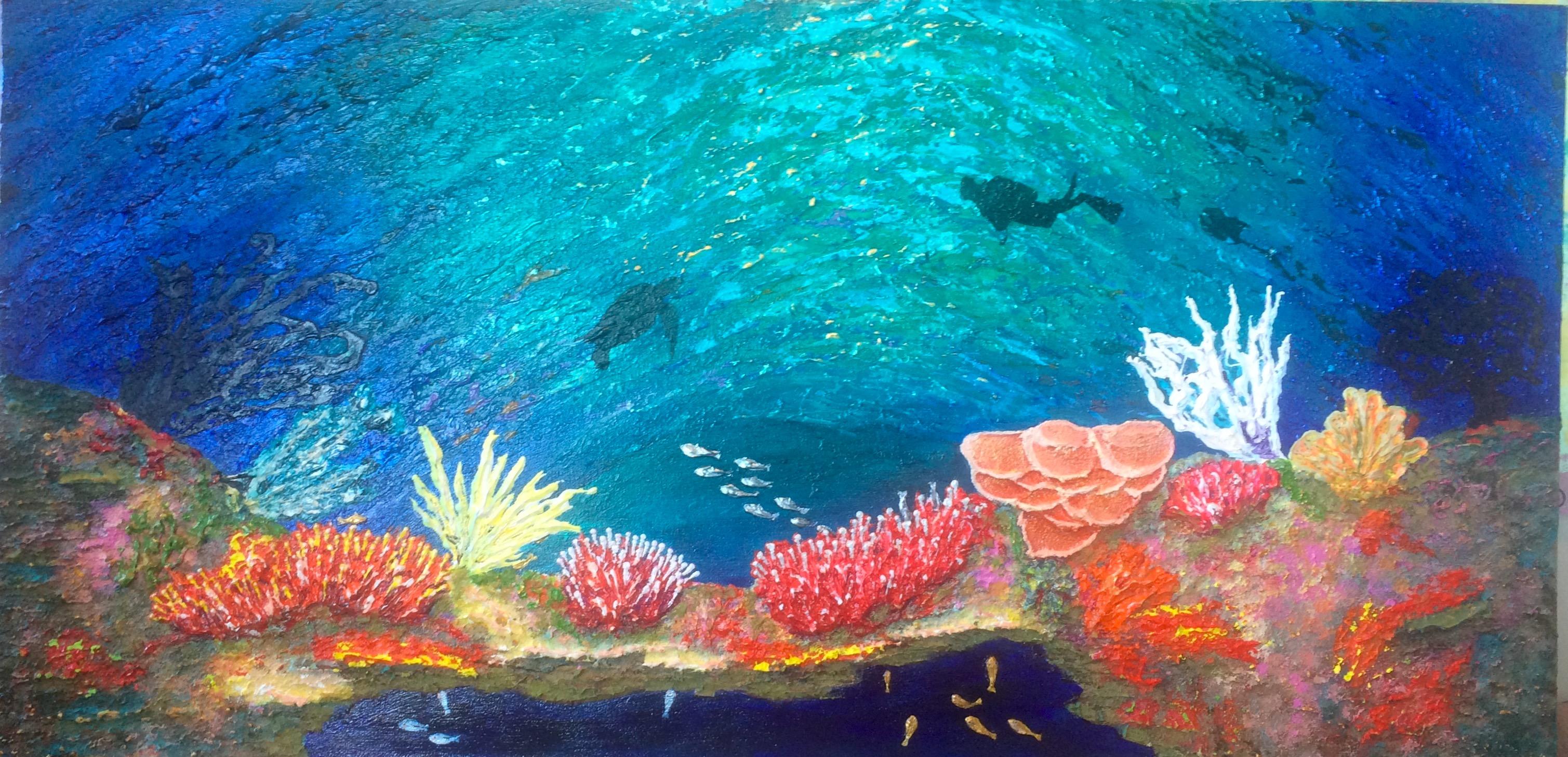Coral Colora SOLD